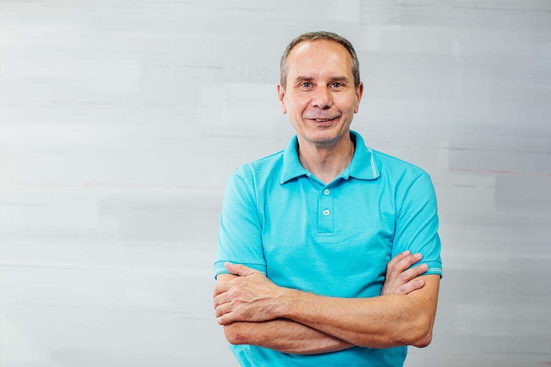 Zahnarzt Leipheim - Team - Portrait Manuel Braun